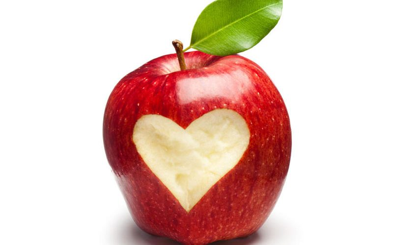 Maçã e o Coração